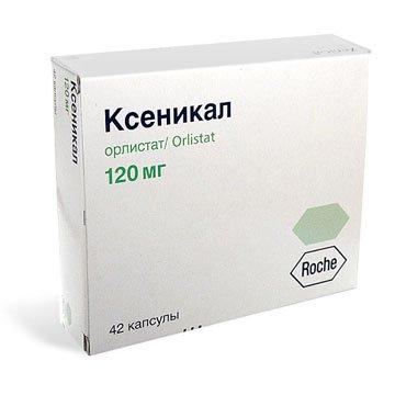 Таблетки Ксеникал для похудения: инструкция по применению, отзывы