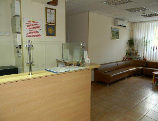 Харьковская детская клиническая больница 16