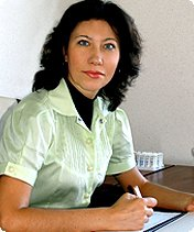 Сидоренко Евгения Валентиновна