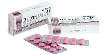 Панкреатин цена, Панкреатин купить, инструкция по применению, аналоги Панкреатин в Лаборатории Красоты и Здоровья