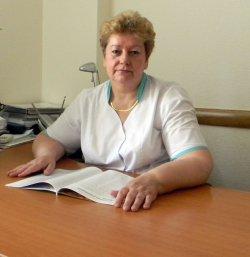 Голота Надежда Ивановна