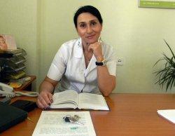 Никитина Юлия Александровна