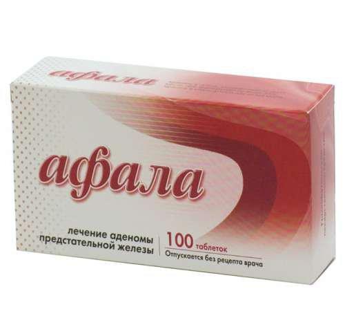 Афала – инструкция по применению препарата
