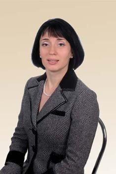 Русайкина (Вергуленко) Нана Олеговна