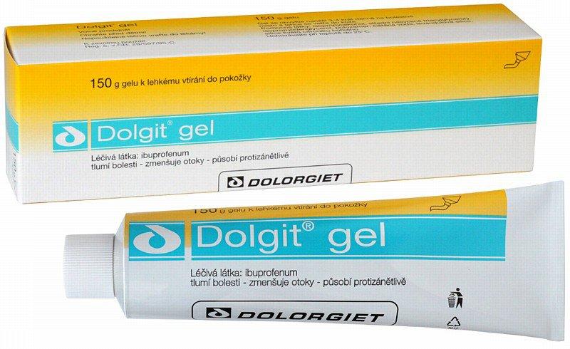 Гель и крем Долгит: инструкция, цена, отзывы людей