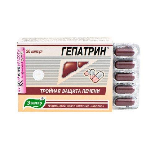 Гепатрин – инструкция по применению, аналоги, цена, отзывы
