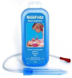 NoseFrida. Аспиратор назальный