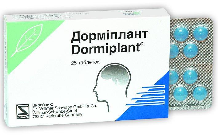 Дормиплант по выгодной цене Дормиплант купить в Москве, инструкция по применению, аналоги, отзывы