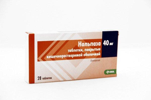 Нольпаза цена в Томске от 160 руб., купить Нольпаза, отзывы и инструкция по применению