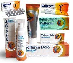 Рассмотрим инструкцию по применению препарата Вольтарен