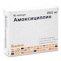 амоксициллин антибиотики инструкция