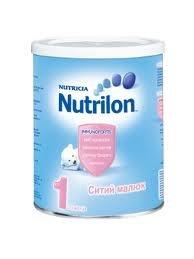 Nutrilon Сытый малыш 1 (Детская смесь)
