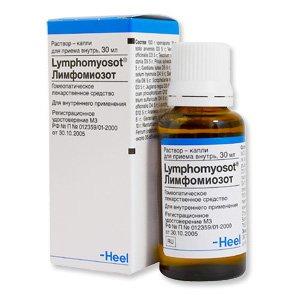 Лимфомиозот для чего