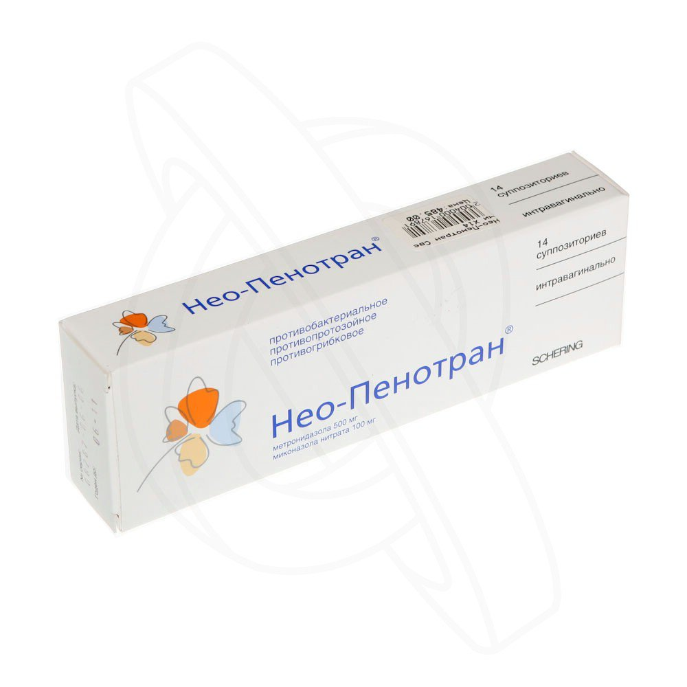 Нео-Пенотран цена в Томске от 756 руб., купить Нео-Пенотран, отзывы и инструкция по применению