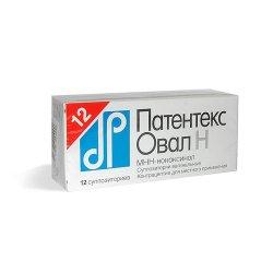 ПАТЕНТЕКС ОВАЛ Н