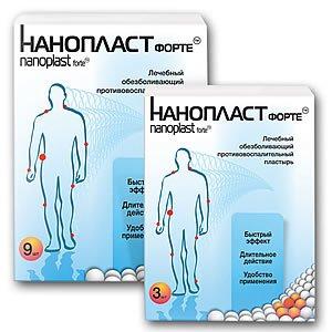 Нанопласт при шейном остеохондрозе отзывы