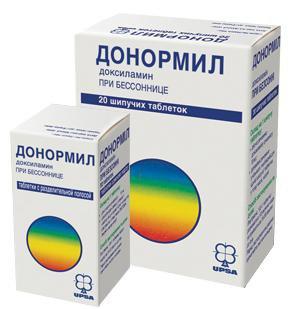 Донормил цена в Перми от 117 руб., купить Донормил, отзывы и инструкция по применению