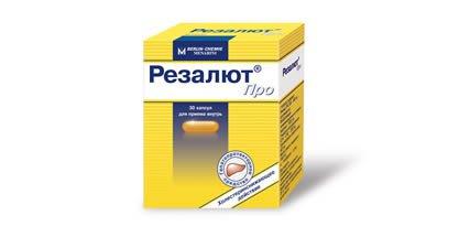 Резалют про купить, цена на Резалют про в Москве от 578 руб., инструкция по применению, отзывы.