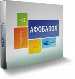 афобазол инструкция по применению показания к применению