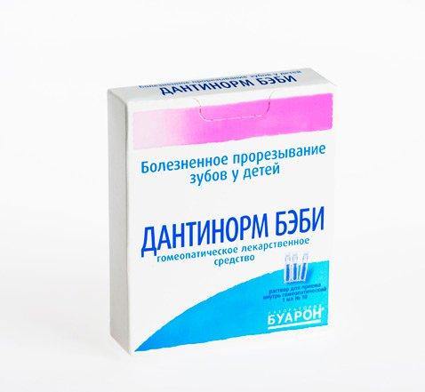 Дантинорм Бэби цена в Томске от 408 руб., купить Дантинорм Бэби, отзывы и инструкция по применению