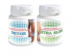 Программа похудения Детокс + Экстра Слим