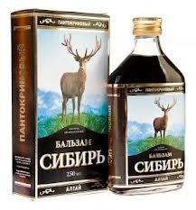 Бальзам Сибирь