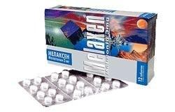 МЕЛАКСЕН цены и наличие в аптеках Черкасс. Купить по выгодной цене - Medcentre.com.ua