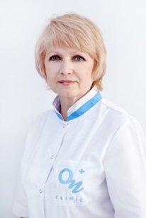 Харламова Алла Михайловна