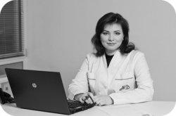 Серчук Ольга Леонидовна