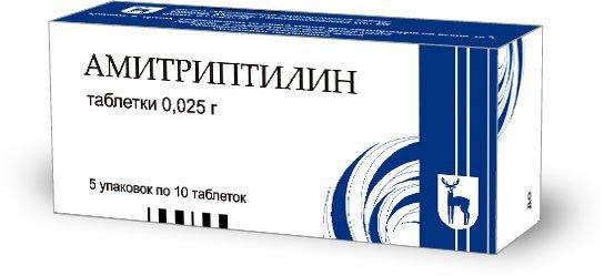 Амитриптилин от чего помогает таблетки отзывы