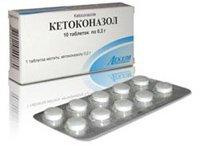 Кетоконазол (Ketoconazole) - инструкция по применению, состав, аналоги препарата, дозировки, побочные действия
