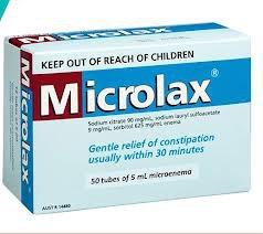 Инструкция по применению микроклизмы Микролакс (Microlax)