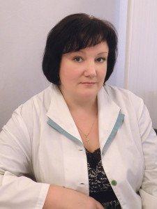 Фурманчук Нина Васильевна