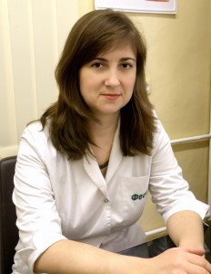 Гавура Валентина Алексеевна