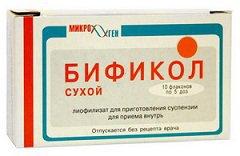 Бификол по выгодной цене Бификол купить в Москве, инструкция по применению, аналоги, отзывы