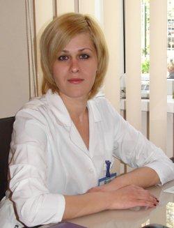 Цвиль Марина Леонидовна