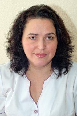 Вольская Галина