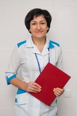 Будерацкая Наталия Алексеевна