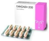 ГИНОЛЕН 200