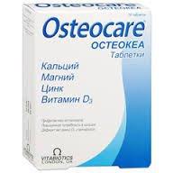 Остеокеа 30 табл цена 499 руб в Москве, купить Остеокеа 30 табл инструкция по применению, отзывы в интернет аптеке