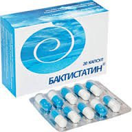 Бактистатин (Baktistatin) описание препарата: инструкция по применению, цена, показание, противопоказания, форма выпуска, аналоги, отзывы