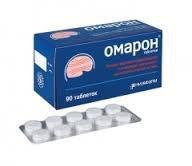 Омарон цена от 155 руб, Омарон купить в Москве, инструкция по применению, аналоги, отзывы