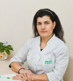 Карапетян Элиз Мартиновна
