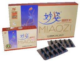 Капсулы для похудения Miaozi 90 капсул по цене 2100₽