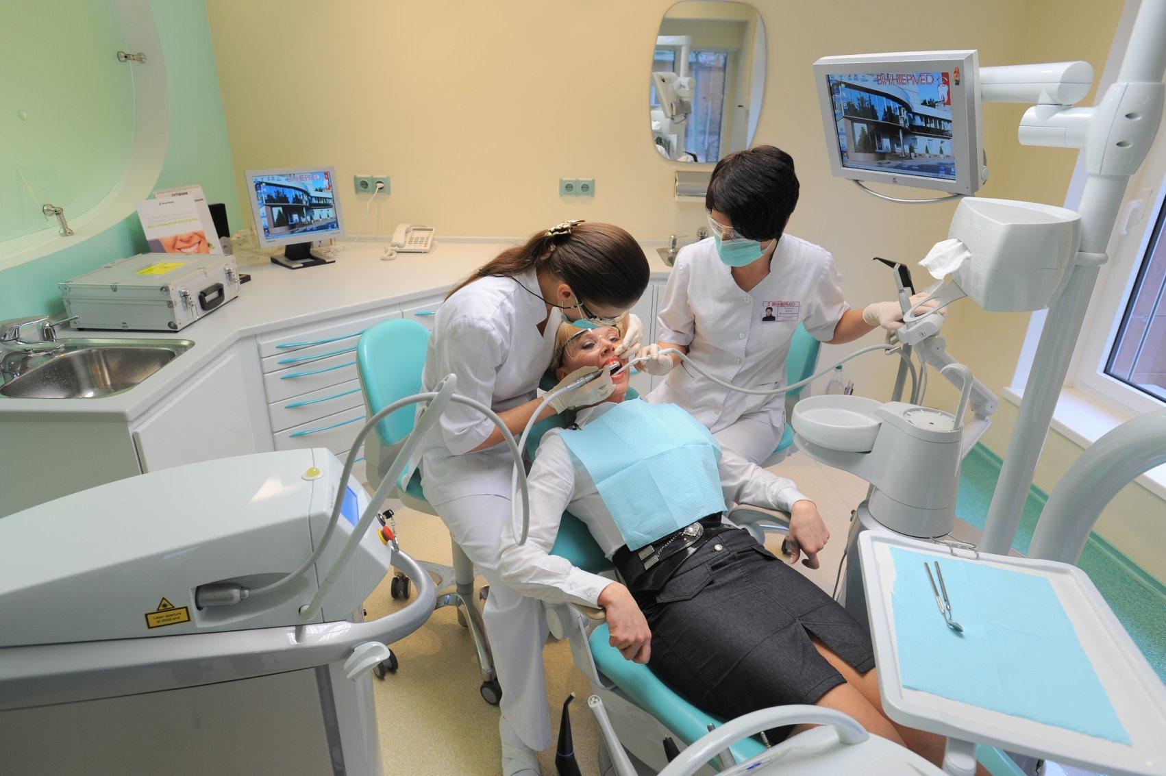 Стоматологическая поликлиника управления делами президента рф