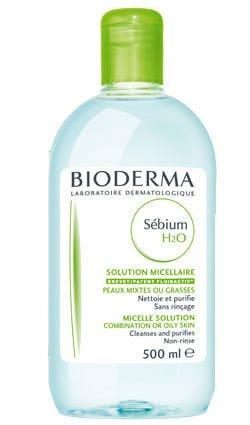 Биодерма Себиум н2о мицеллярный лосьон