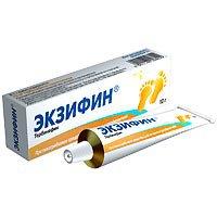 Экзифин цена в Томске от 219 руб., купить Экзифин, отзывы и инструкция по применению