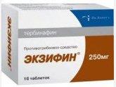 ЭКЗИФИН таблетки