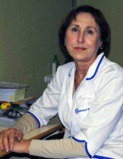 Мержиевская Наталья Петровна