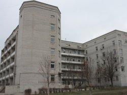 Запорожская Областная Инфекционная Клиническая Больница